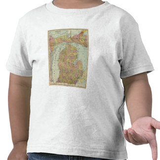 Michigan 3 tee shirt
