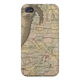Michigan 4 iPhone 4/4S carcasas
