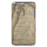 Michigan 4 iPod touch Case-Mate protectores