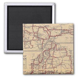 Michigan 6 magnet