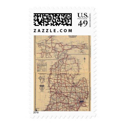 Michigan 6 sellos