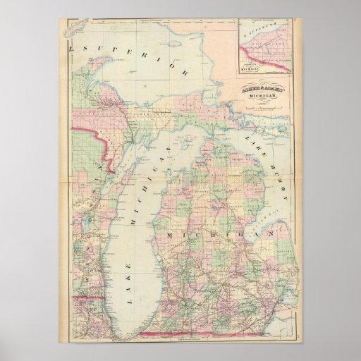 Michigan 7 póster