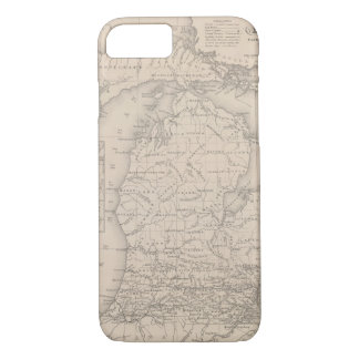 Michigan 9 funda iPhone 7