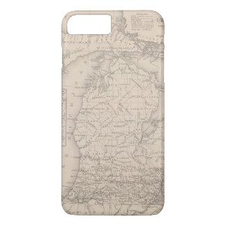 Michigan 9 funda iPhone 7 plus