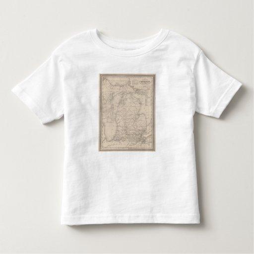 Michigan 9 t-shirt