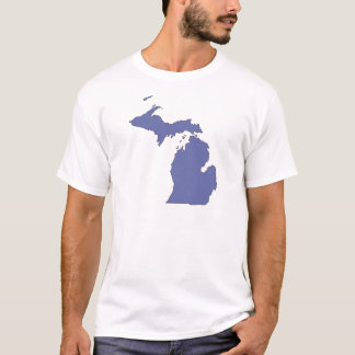 Michigan: A BLUE State T-Shirt
