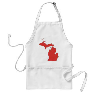 Michigan: A RED State Adult Apron