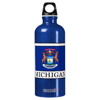 Michigan Aluminum Water Bottle