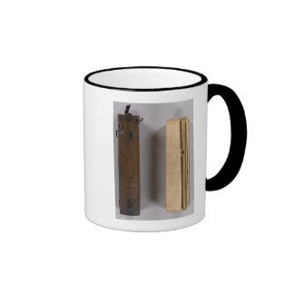 Michigan and Indiana Border Survey Mug