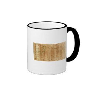 Michigan and Indiana Survey Coffee Mug