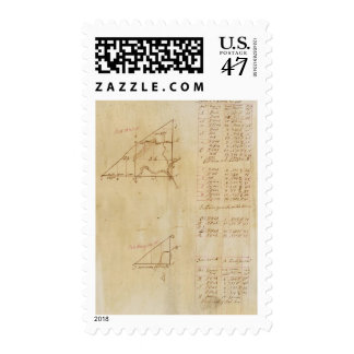 Michigan and Indiana Survey Postage