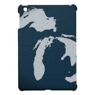 Michigan and the Great Lakes Cover For The iPad Mini