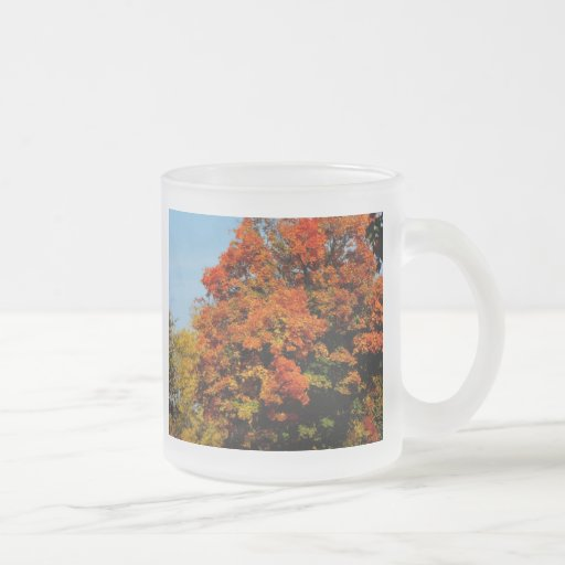 Michigan Autumn Mugs