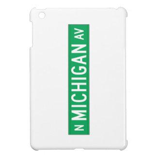 Michigan Avenue, Chicago, IL Street Sign Case For The iPad Mini
