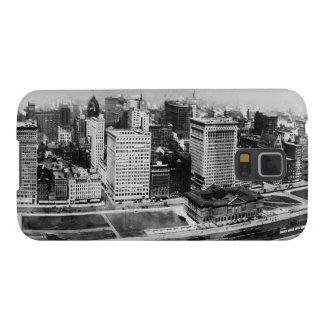 Michigan Avenue in Chicago (1911) Galaxy S5 Cover