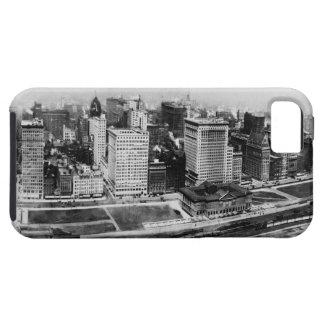 Michigan Avenue in Chicago (1911) iPhone SE/5/5s Case