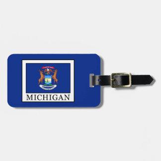 Michigan Bag Tag