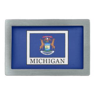 Michigan Belt Buckle