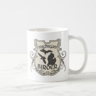 Michigan Birder Coffee Mug