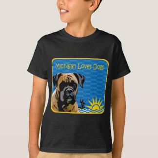Michigan boxer T-Shirt