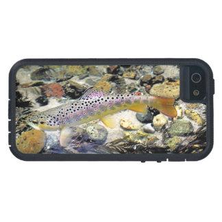Michigan Brown Trout iPhone SE/5/5s Case