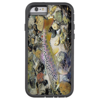 Michigan Brown Trout Tough Xtreme iPhone 6 Case