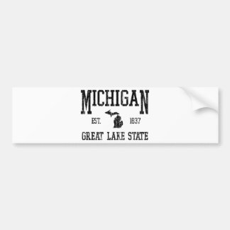 Michigan Bumper Stickers