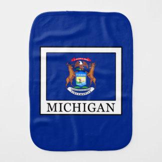 Michigan Burp Cloth