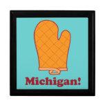 Michigan Caja De Joyas
