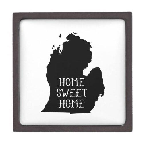Michigan casero dulce casero cajas de regalo de calidad