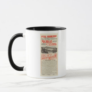 Michigan Central Railroad Mug