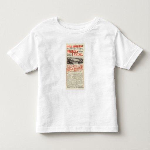 Michigan Central Railroad T Shirt