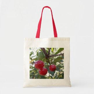 Michigan Cherries Tote Bag