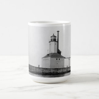 Michigan City East Lighthouse Coffee Mug
