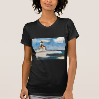 Michigan City Light Ladies Tshirt