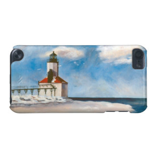 Michigan City Lighthouse IPod Touch Case