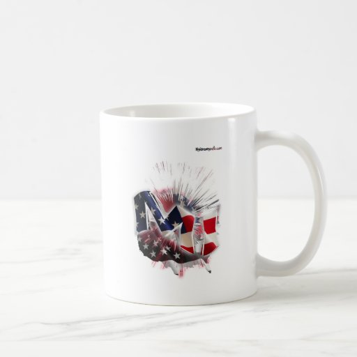 MICHIGAN CLASSIC WHITE COFFEE MUG
