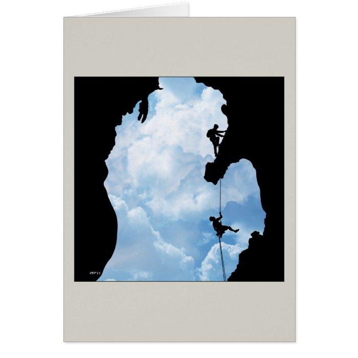 Michigan Climbers Card