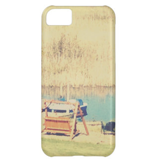 Michigan Crooked River lodge iPhone 5C Cover