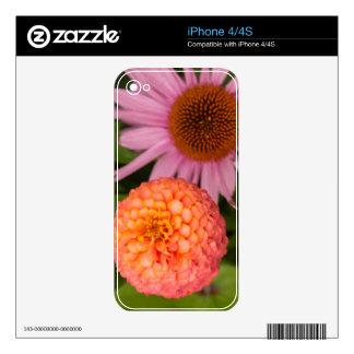 Michigan, Dearborn, Greenfield Village. Peach iPhone 4 Decals