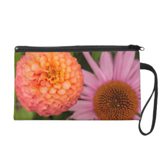 Michigan, Dearborn, Greenfield Village. Peach Wristlet Purse