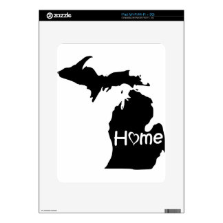 michigan decals for iPad