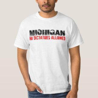 Michigan Dictatorship T-Shirt