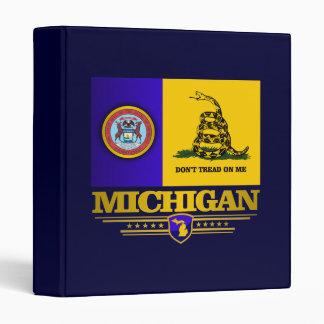 Michigan (DTOM) 3 Ring Binder