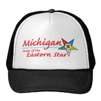 Michigan Eastern Star Trucker Hat