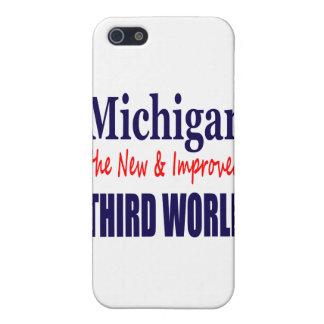 Michigan el TERCER MUNDO nuevo y mejorado iPhone 5 Protector