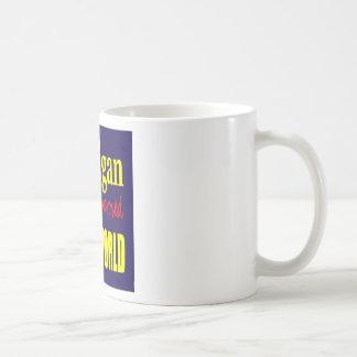 Michigan el TERCER MUNDO nuevo y mejorado Taza De Café