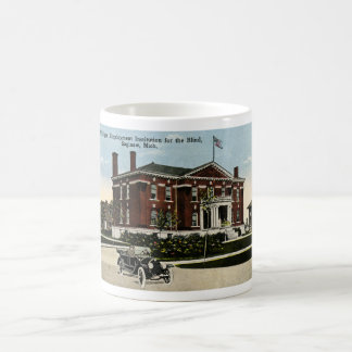 Michigan Employment Institute for the Blind Coffee Mug
