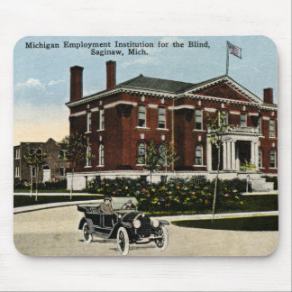 Michigan Employment Institute for the Blind Mouse Pad