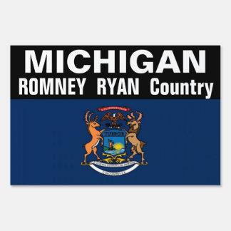 MICHIGAN es muestra del país de Romney Ryan